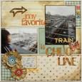 my favorite TRAIN is CHUO LINE